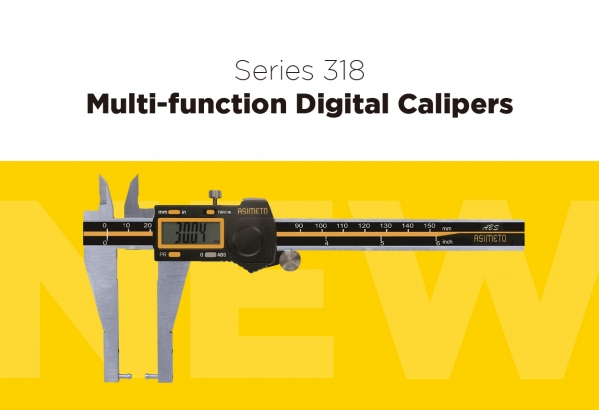 Multi-Function Digital Calipers