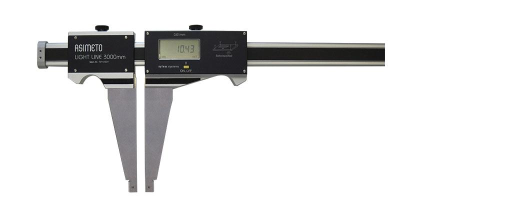 Ultra Light Heavy Duty Digital Calipers _SYLVAC SYSTEM