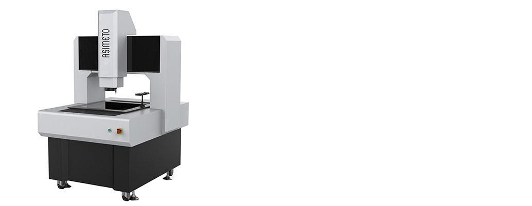 3D Image Coordinate Measuring Machine