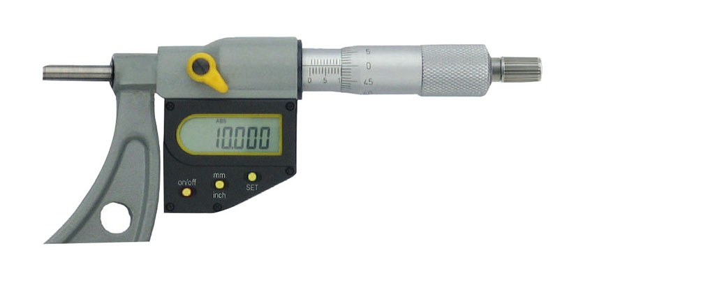 Interchangeable Anvil Outside Micrometers