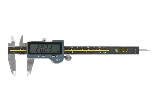 IP67 Big Screen Digital Caliper