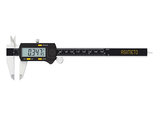 Digital Calipers (Three Buttons)