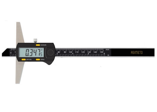 Digital Depth Calipers