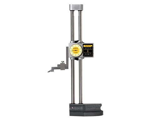 Double Beam Digit Counter Height Gauges with Hand Wheel