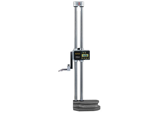 Double Beam Digital Height Gauges With Hand Wheel