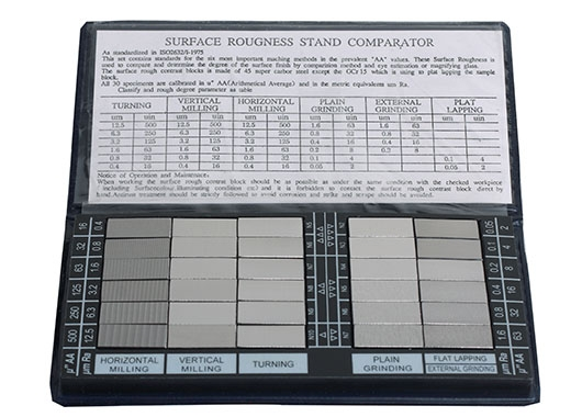 Surface Roughness Standards