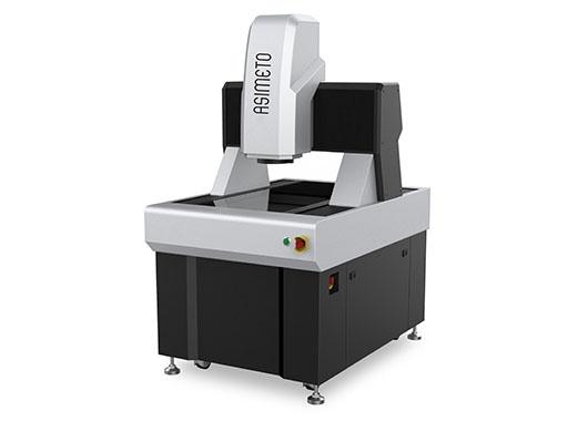标准 2D 影像测量系统 (CNC)