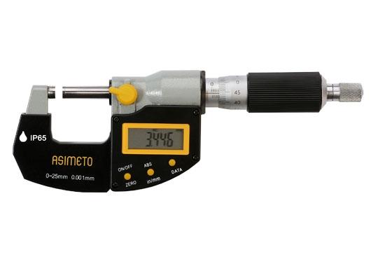 IP65 防尘防水数显外径千分尺